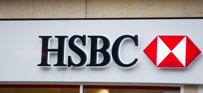 Hsbc Bank Aktie